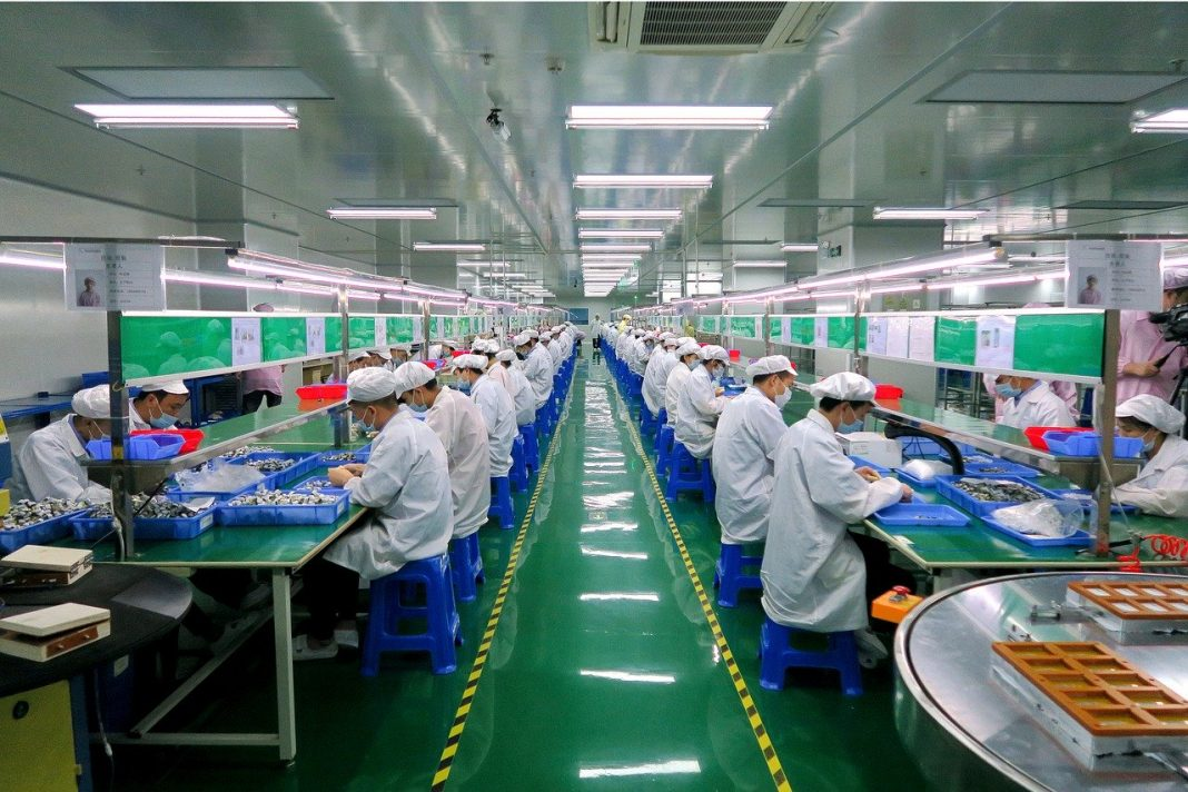 industria manifatturiera