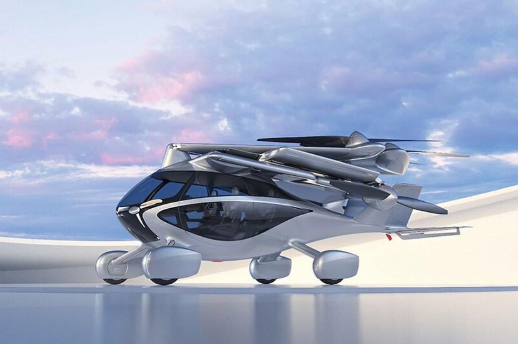 ASKA, l'auto elettrica volante decolla