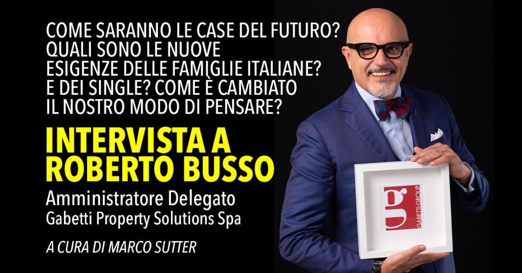 Podcast intervista Roberto Busso