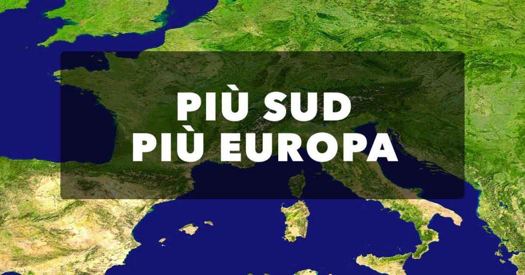 piùsudpiùeuropa