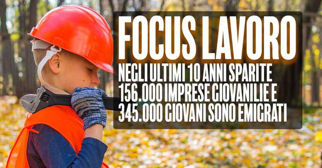 Focus-lavoro
