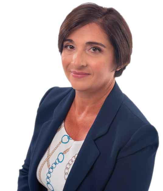 Dott.ssa Concetta Cinque, Presidente