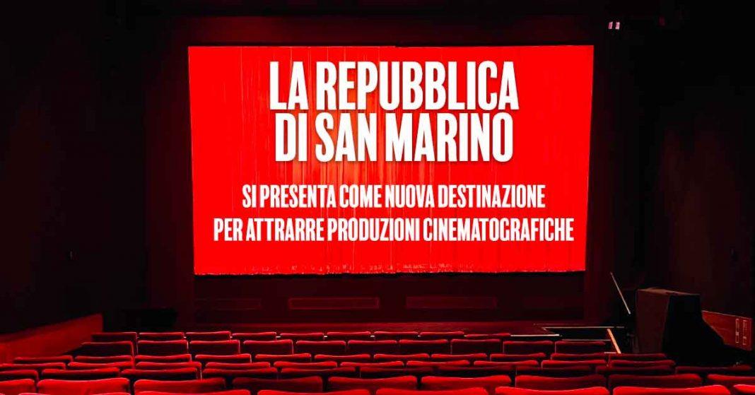 Repubblica di San Marino e il cinema